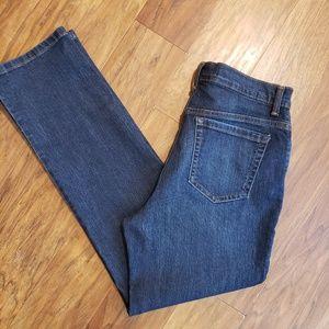 Gloria Vanderbilt Amanda mom jeans size 8 short